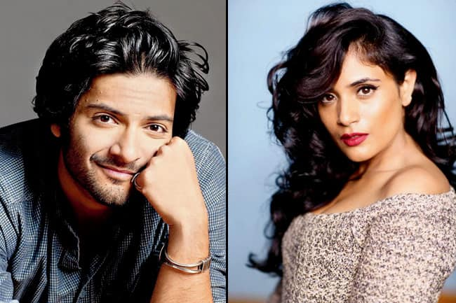 Richa Chaddha Makes Her Relationship Official With Ali Fazal