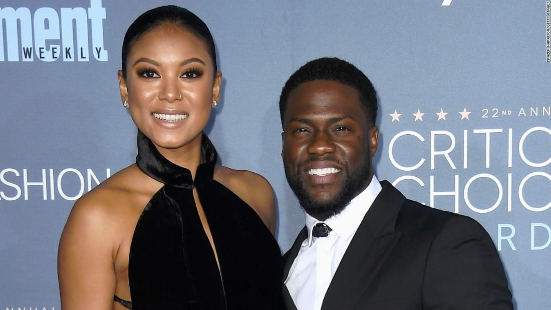 Kevin Hart Says He Won't Have To Do Anything In Raising His Soon-to-be Born Son