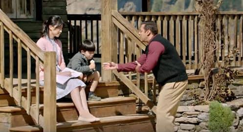 Tubelight's New Song 'Main Agar' Finally Introduces You To Salman's Leading Lady In The Film Zhu Zhu