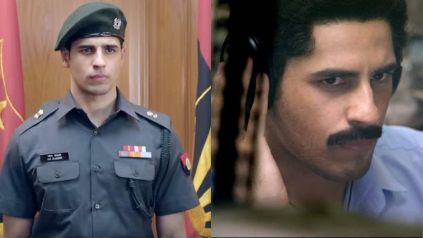 Its Sidharth Malhotra v/s Manoj Bajpayee in Aiyaary trailer