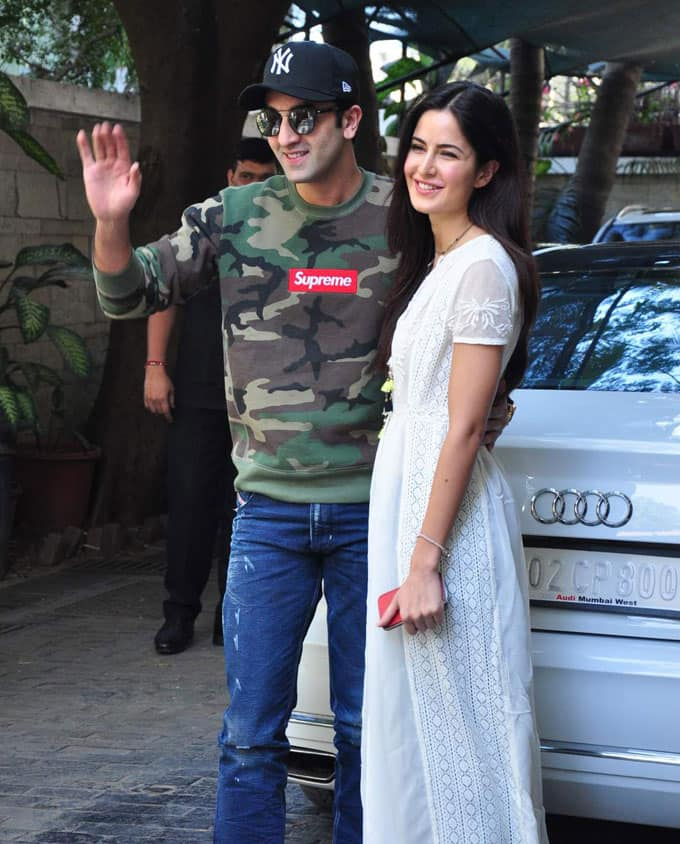 Why Is Ranbir Kapoor Stalking Katrina Kaif On Social Media?
