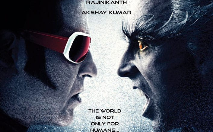 Rajinikanth's 2.0 Sold Out For A Record Price
