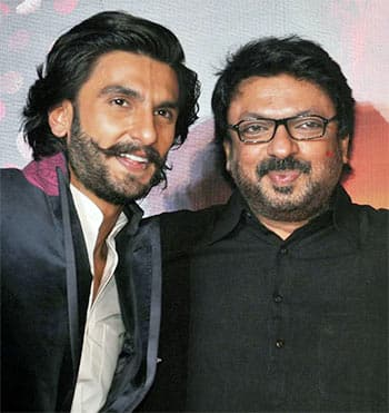 What Led Ranveer Storm Out Of Padmavati's Set?
