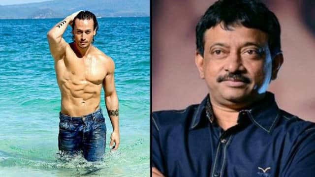 Here's How Tiger Shroff Responded When Ram Gopal Verma Made Fun of His Dancing Style