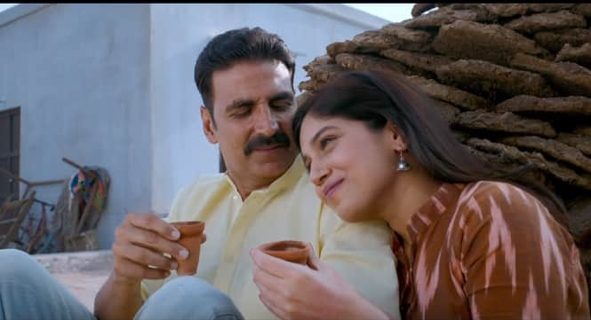 Toilet Ek Prem Katha : New song 'Bakheda' released!