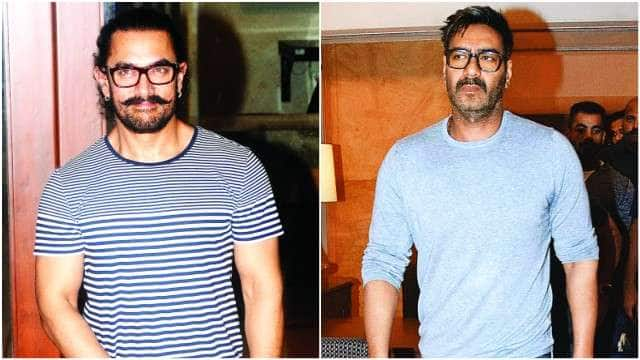 Aamir Khan And Ajay Devgn To Have Another Box Office Face-Off!