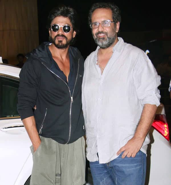 CONFIRMED: This Is The Title Of Shah Rukh Khan's Next With Aanand L Rai