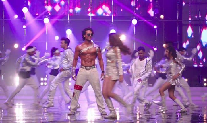 In Beparwah From Munna Micheal Tiger Shroff Proves That Michael Jackson Lives On!