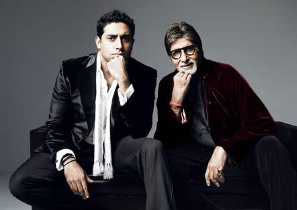 Amitabh Bachchan Coming To Abhishek Bachchan's Rescue?