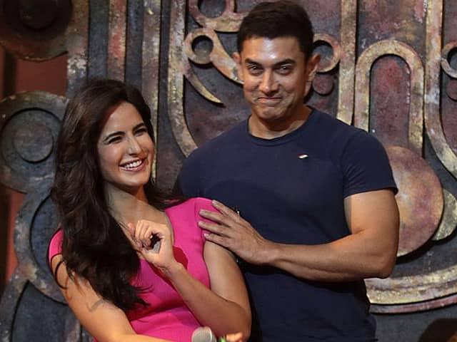 Aamir Khan Clears The Air On Tiff With Thugs Of Hindostan Co-Star Katrina Kaif!