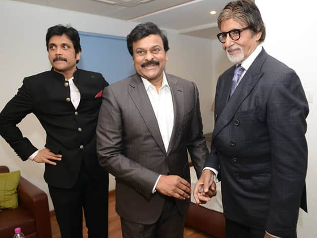 Guess Which Legendary Bollywood Star Will Be Starring In Chiranjeevi's Next!
