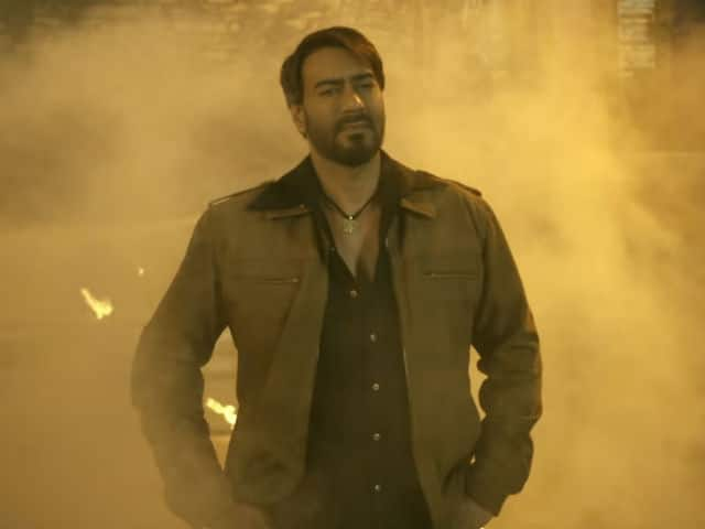 Ajay Devgn's Stunt In 'Baadshaho' Got A Little Out Of Hand