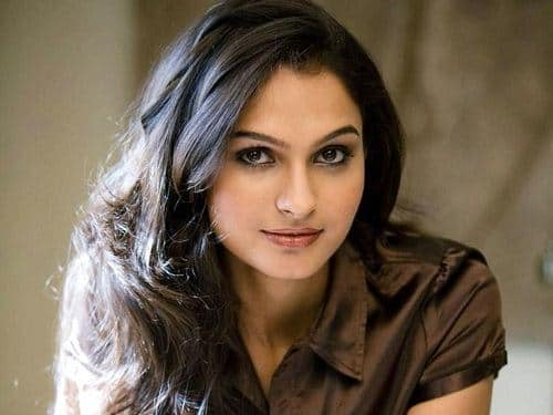Andrea Jeremiah: The films choose me