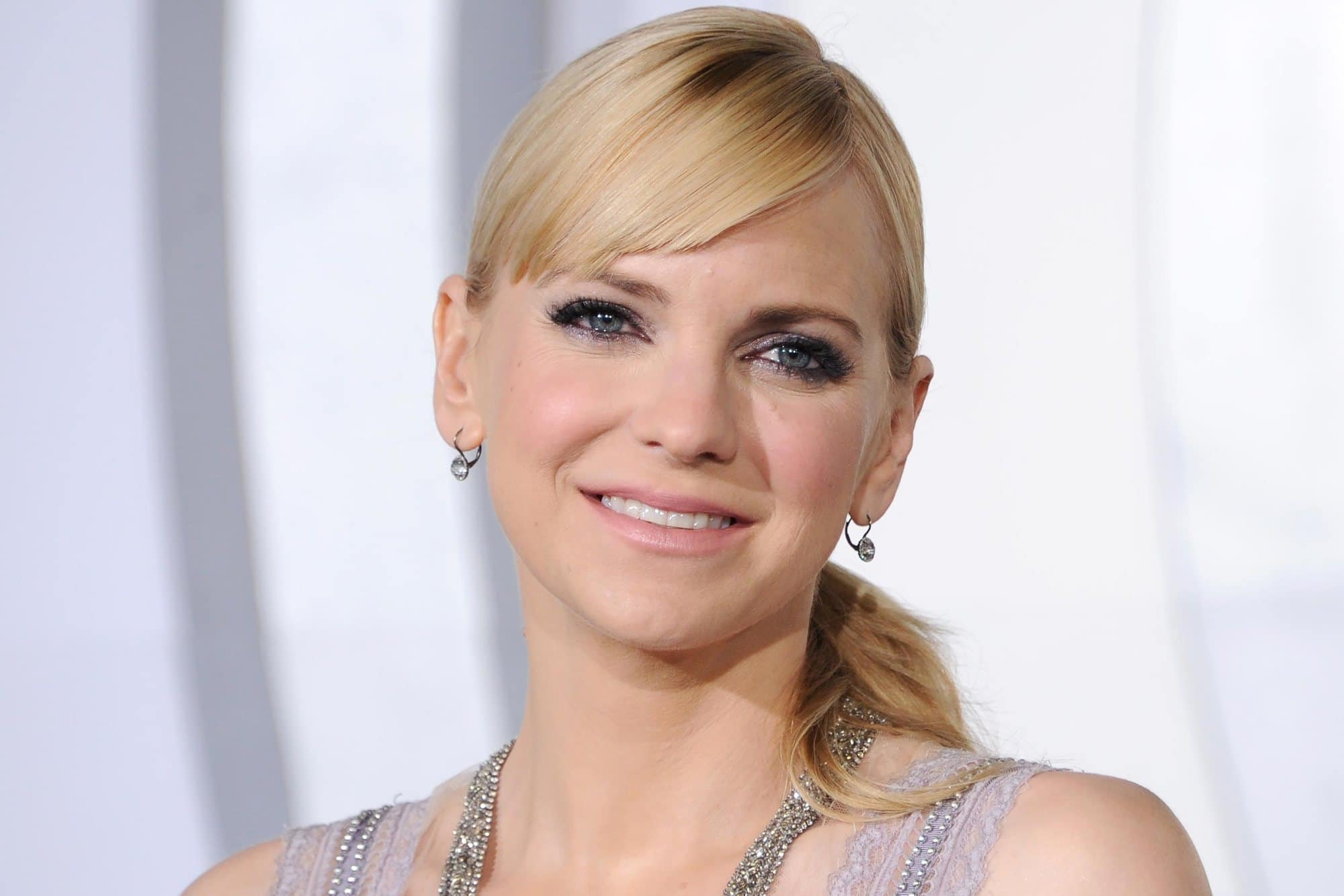 Anna Faris On Her Debute Book Release: I Feel Really, Really Nervous Because It Feels Intimate
