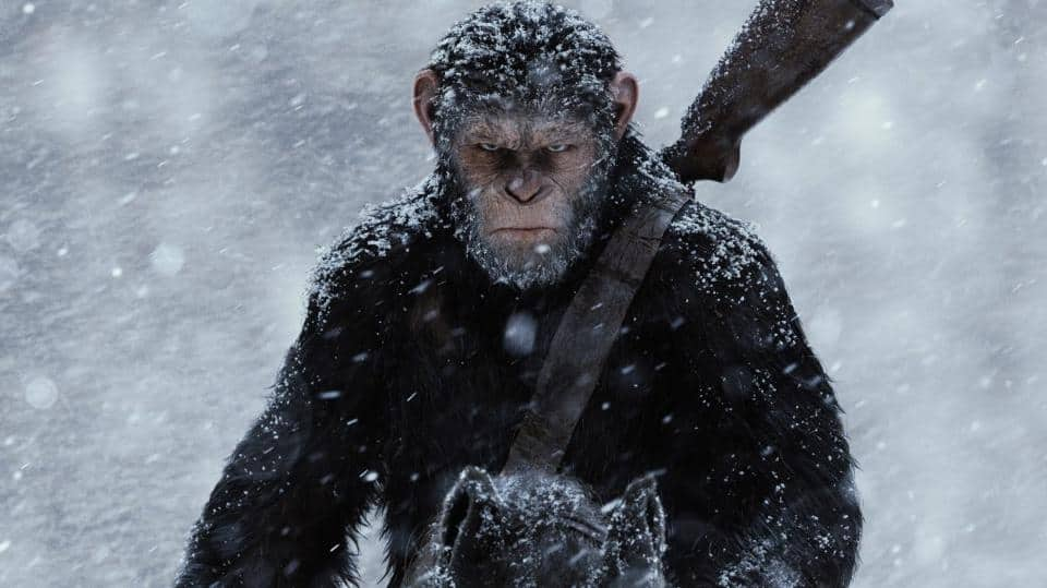 War for the Planet of the Apes Dethrones Spider-Man: Homecoming At The Box Office