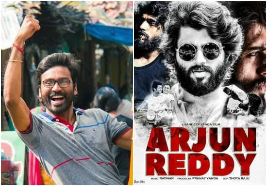 Arjun Reddy To Be Made In Tamil?