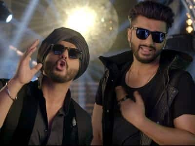 Double Roles Are Difficult...But I Love Challenges: Arjun Kapoor On His Mubarakan Experience
