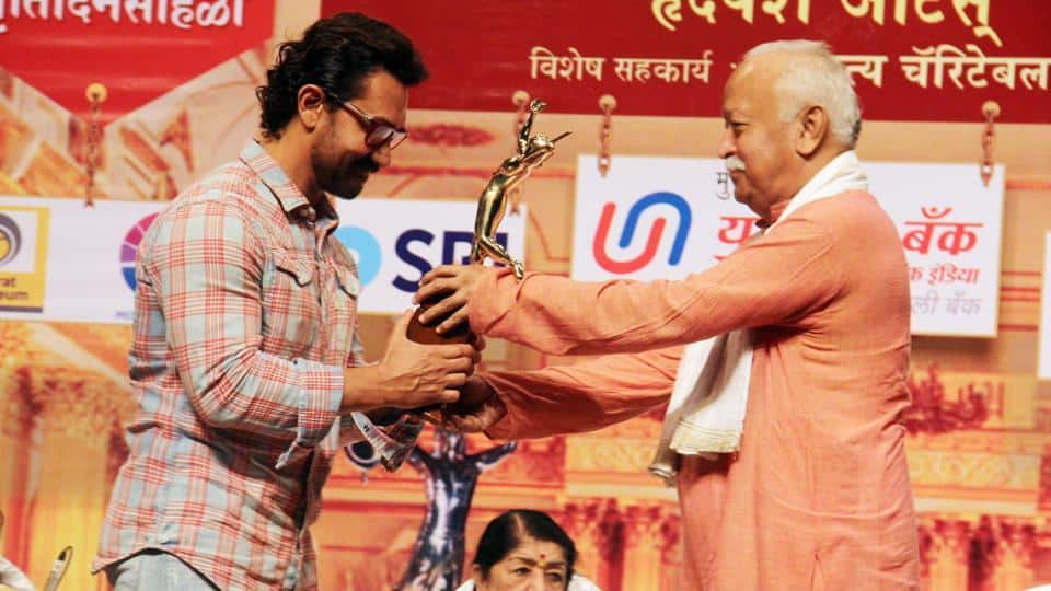 5 Times Aamir Khan Attended An Award Show Even After Saying He Won't