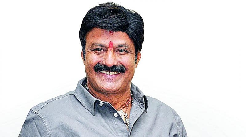 Nandamuri Balakrishna Is In Kumbakonam Shooting For His Next