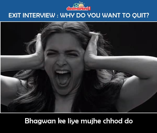 9 Sassiest Bollywood Dialogues That You Can Use During Job Interviews!