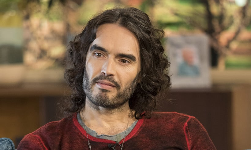 Russell Brand Opens Up On His Marriage To Katy Perry