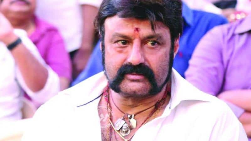 Nandamuri Balakrishna Plants A Tight Slap On Fan For Negligence