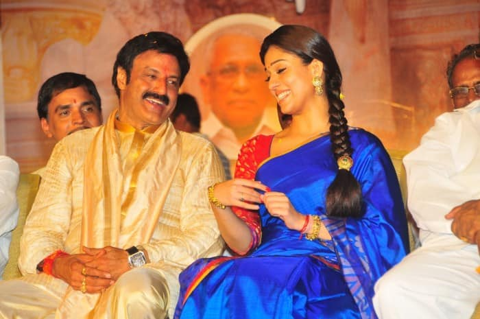 Nayanthara and Balakrishna To Star As A Pair For The Third Time In Balakrishna's 102nd film