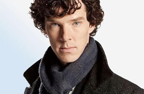 Our Sherlock Homes is Fed Up of Fans Asking for Selfies