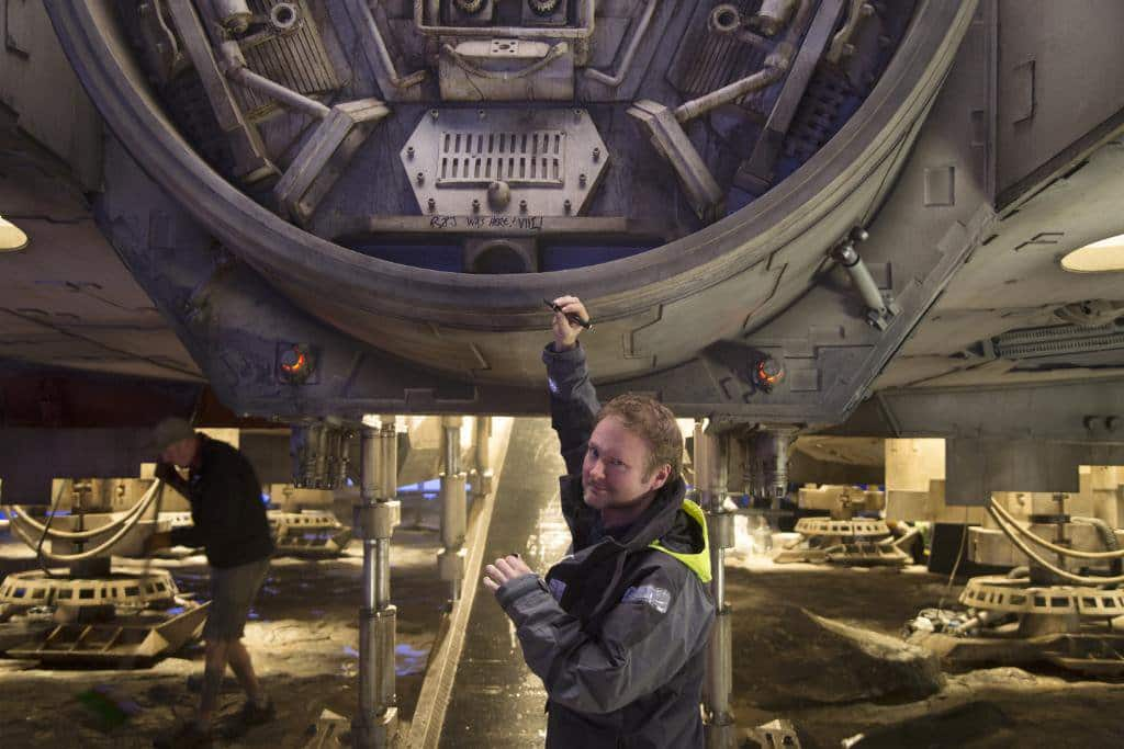 Filmmaker Rian Johnson Reveals Upcoming 'Star Wars Trilogy' After The Release Of 'Star Wars: The Last Jedi'