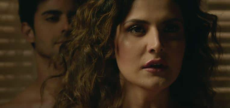 WATCH: Aksar 2's Aaj Zid Song Is Proof That Zarine Khan Is Another Typecast Actress In The Making!