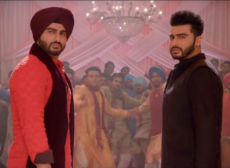 WATCH: The Entire Cast Does Some Bhangra In Mubarakan's Goggle Song!