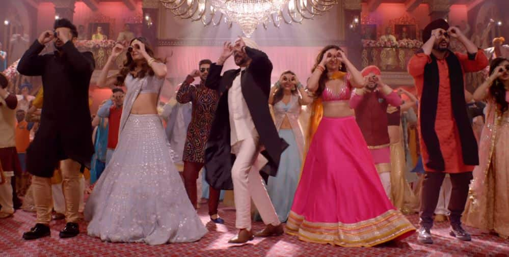 Mubarakan: 'The Goggle Song' Is The Ultimate Peppy Number for The Season!