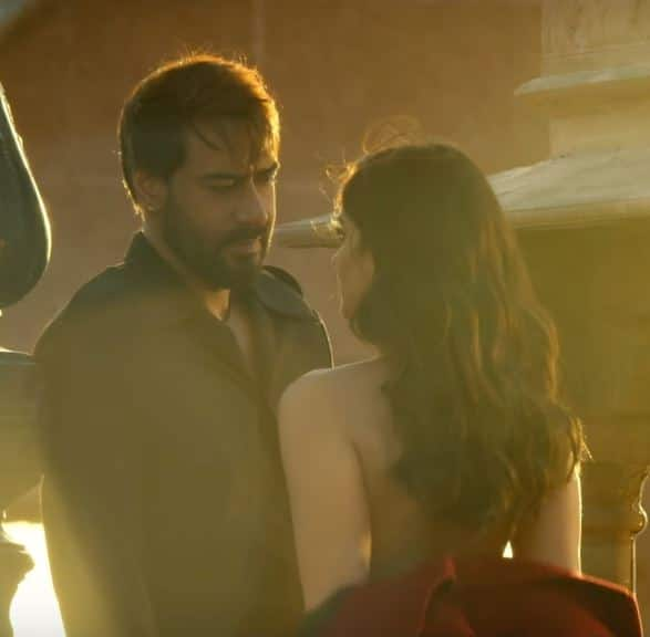 Ajay Devgn & Emraan Hashmi's Baadshaho Teaser Has A Lot Of Action, Chasing & Seduction!