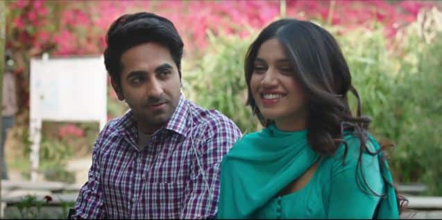 """WATCH: After Donating Sperm, Ayushmann Can&squot;t &squot;STAND UP"""" For Love In Shubh Mangal Saavdhan!"""