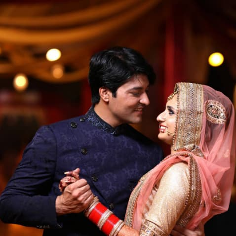 The Pictures From Anas Rashid's Wedding Album Are Here!