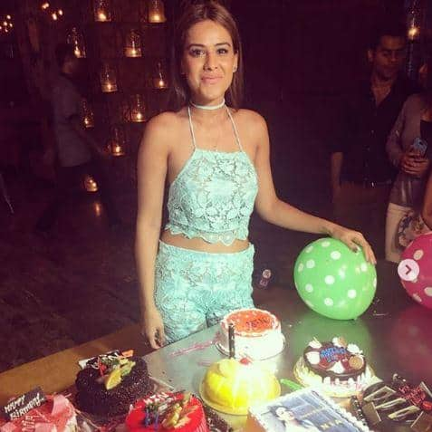 In Pictures: This Is How Nia Sharma Celebrated Her Birthday!