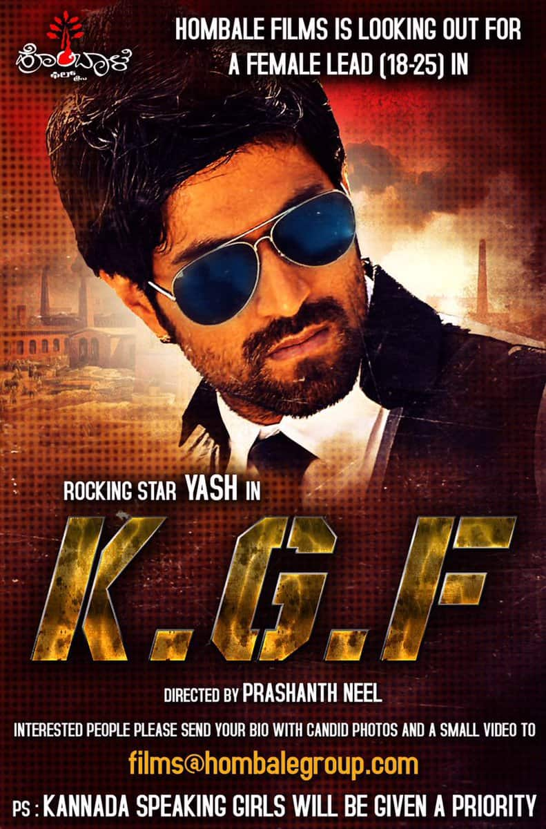 Prashanth Neel's KGF To Release in Five Languages