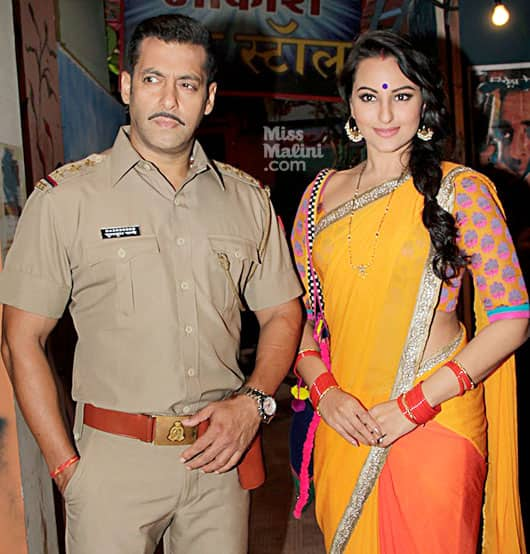 Get Ready To See Sonakshi Sinha And Salman Khan In A Film Again