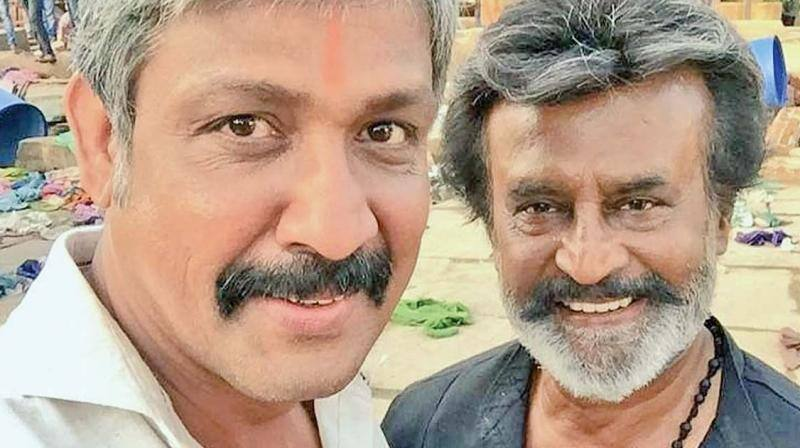 Sampath Will Share Screen Space With Rajinikanth In 'Kaala'
