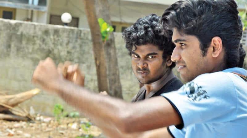 Vashan Shaji To Direct A Film On Street Fights