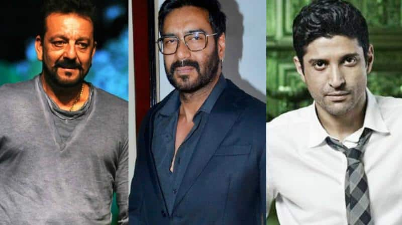 Here's What Sanjay Dutt, Farhan Akhtar Will Do In Ajay Devgn's Production