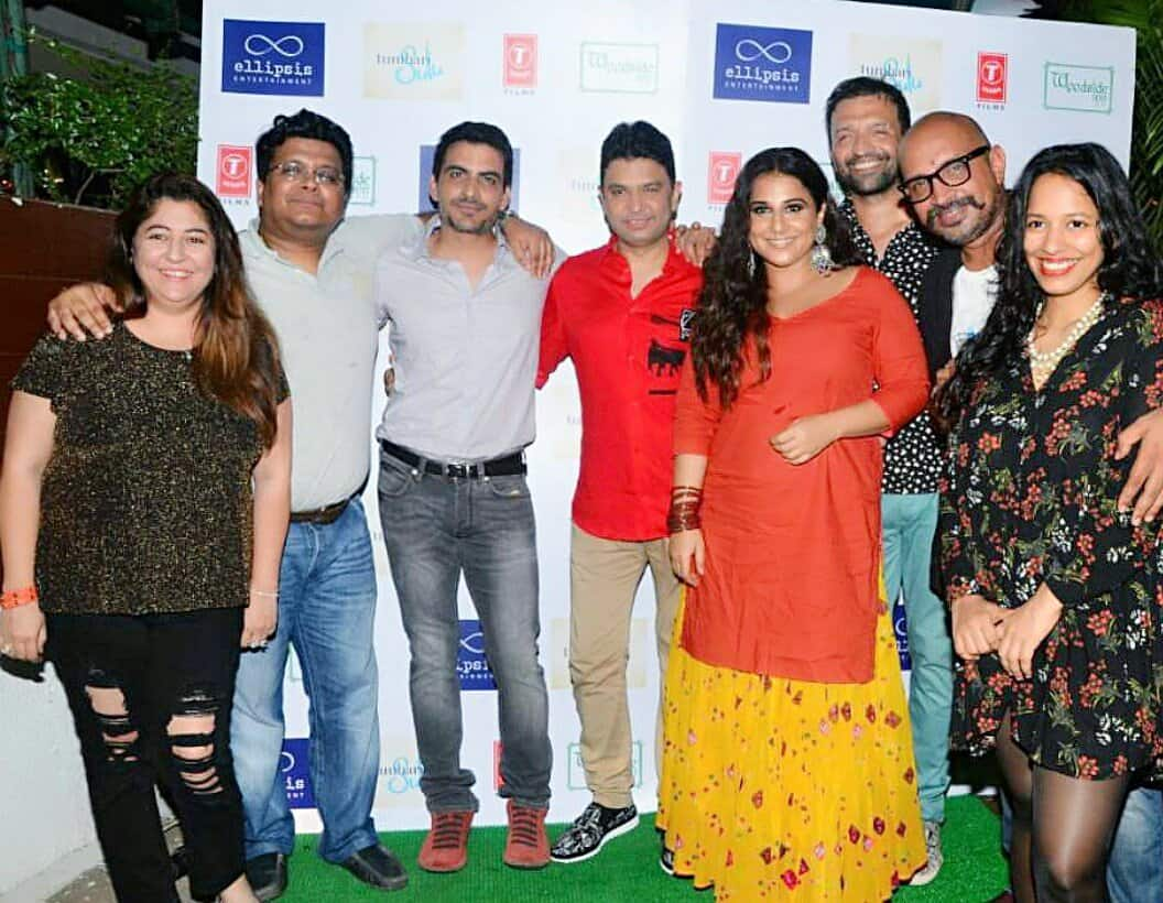 Vidya Balan Talks About Sexism In Bollywood And Working With Spouse Siddharth Roy Kapur In Future