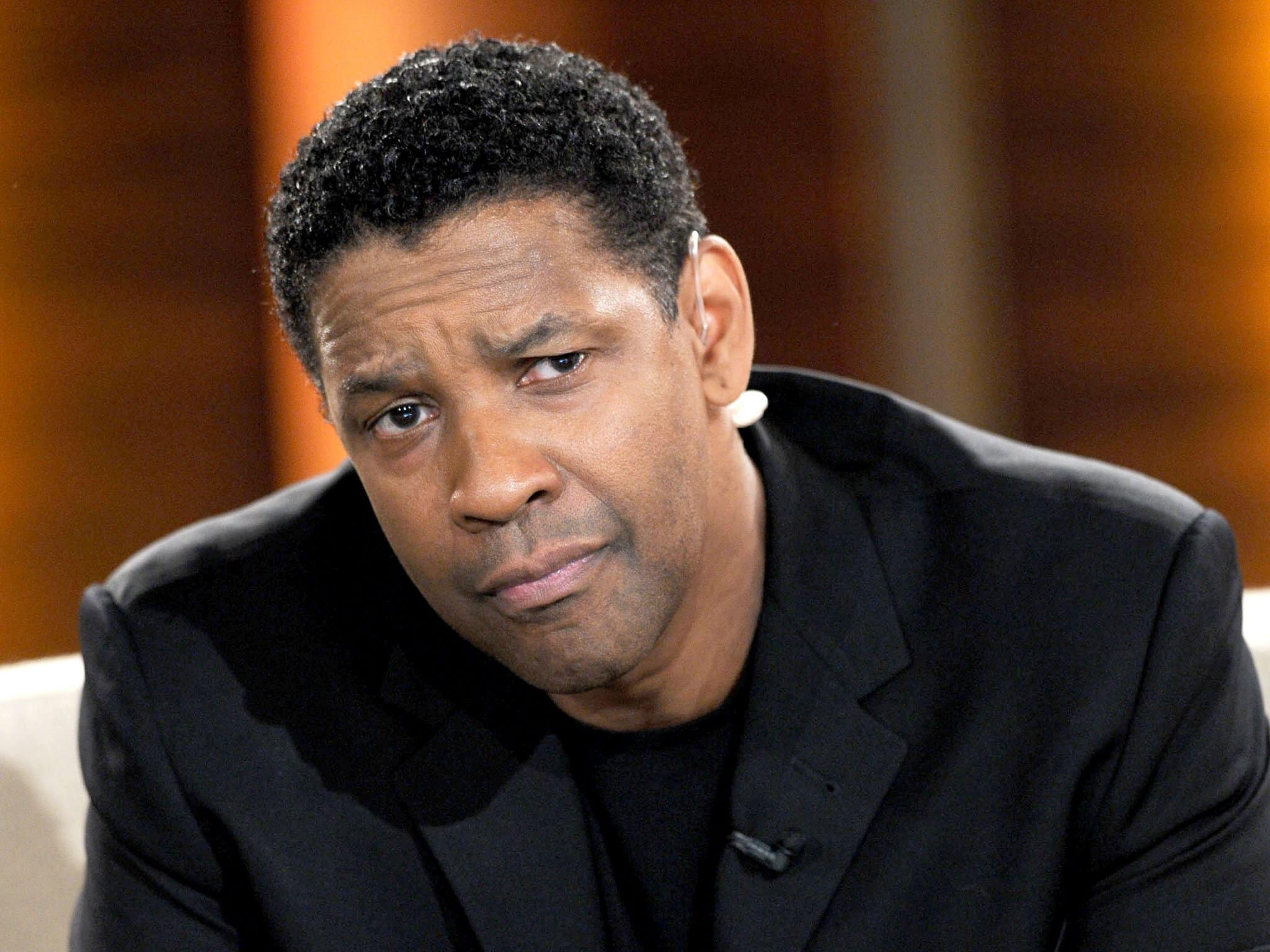 Broadway's Iceman Cometh Revival Will Star Denzel Washington