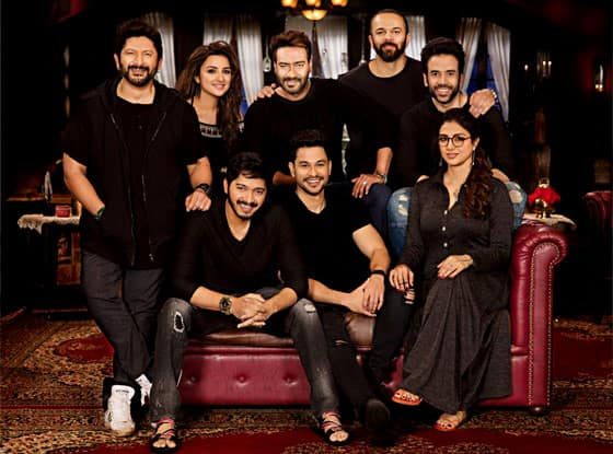 'Golmaal Again' Tickets Booked A Month In Advance In Pakistan