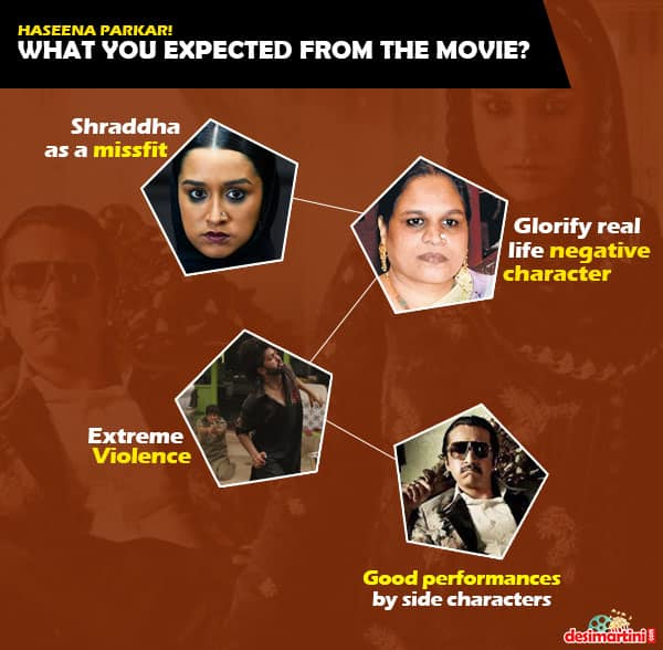 This Pictorial Review Of Haseena Parkar Will Tell You What Others Won't