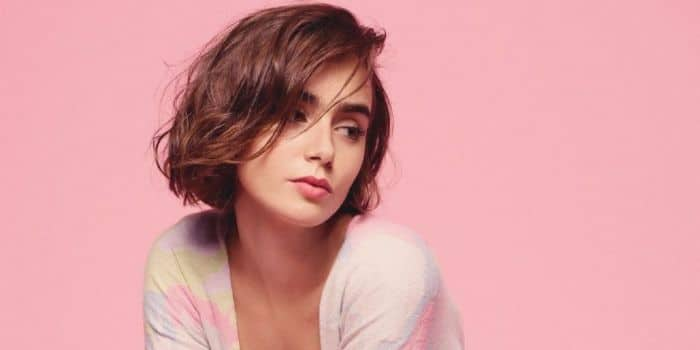 Lily Collins Might Join J.R.R. Tolkien Biopic