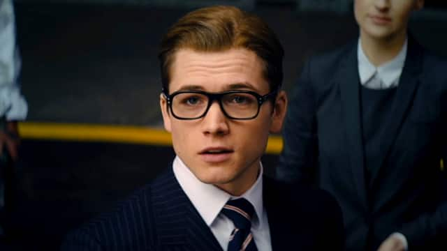 Taron Egerton: Playing Eggsy Was Fun In Every Situation