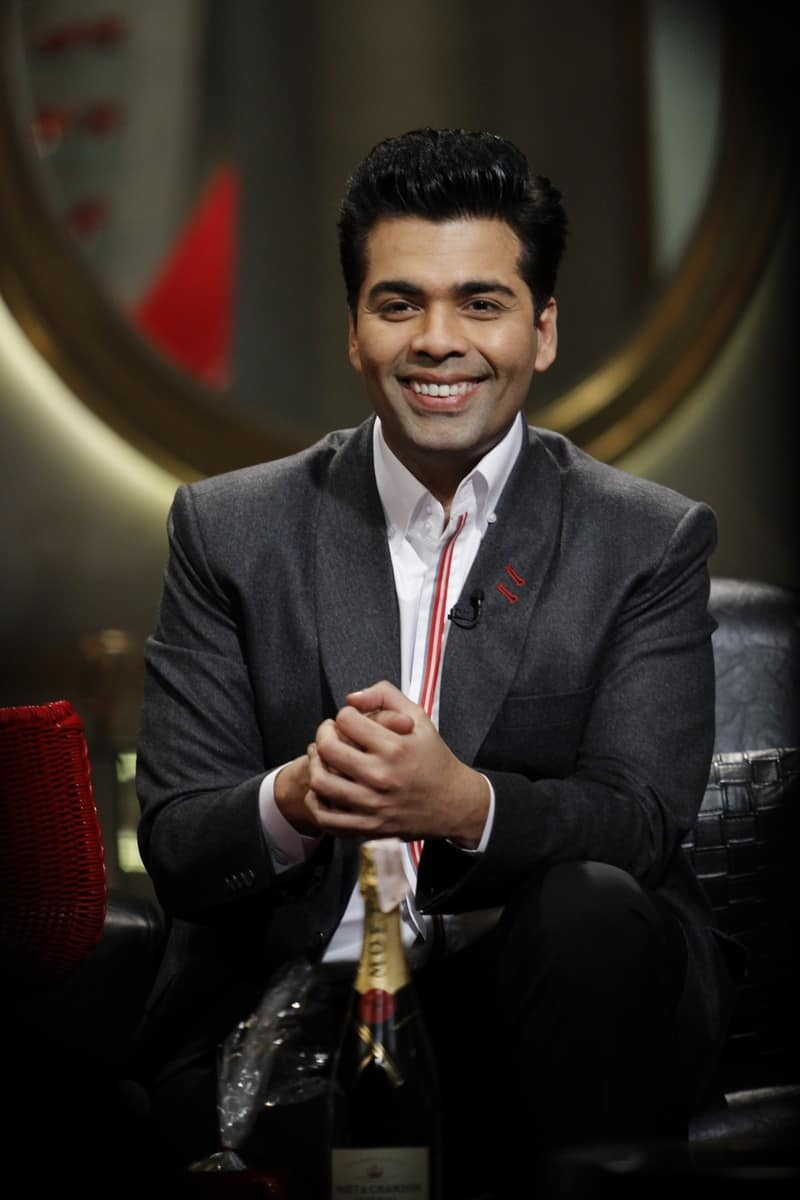 After Pledging Against It, Karan Johar Is Returning To Acting And That Too In A Double Role!