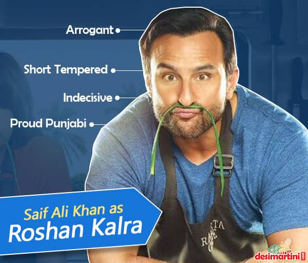 Chef: Pictorial Review, Saif Ali Khan's Film Is A Fulfilling If Not Rewarding Dish