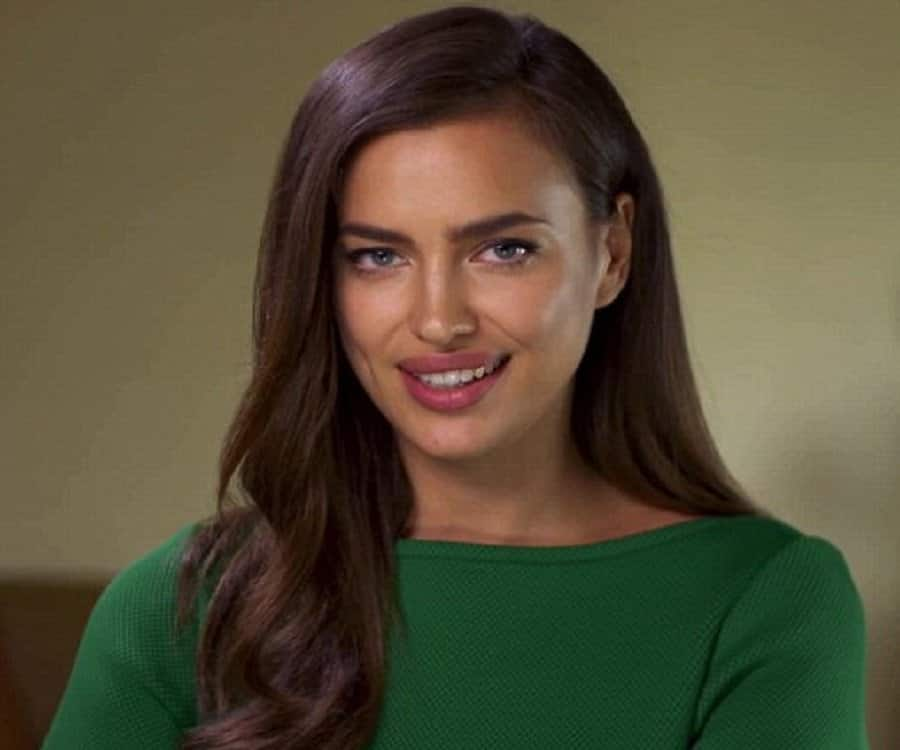 Every Woman is Sexy in Her Own Way: Irina Shayk